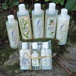 Body Wash, Shampoo & Conditioner