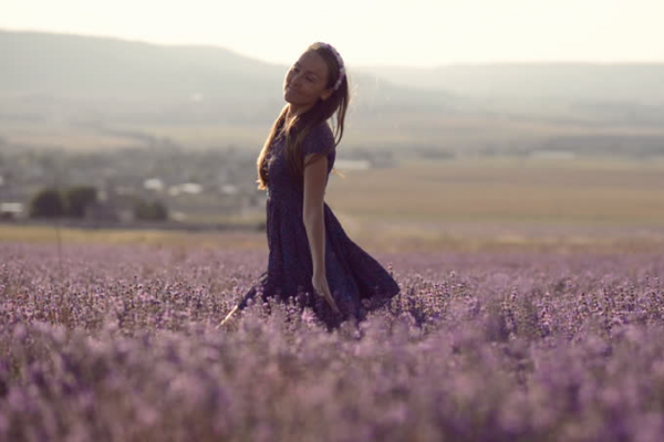 Lavender Reduces Signs of Anxiety in Women