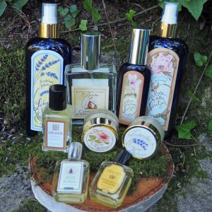 Colognes, Perfumes & Floral Waters