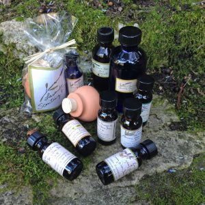 Essential Oils & Scent Vessels